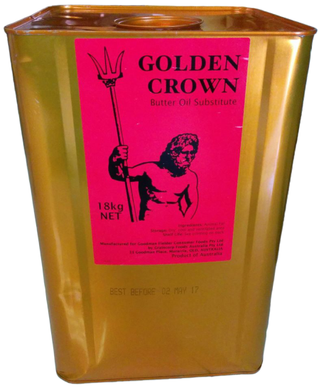 bơ golden crown